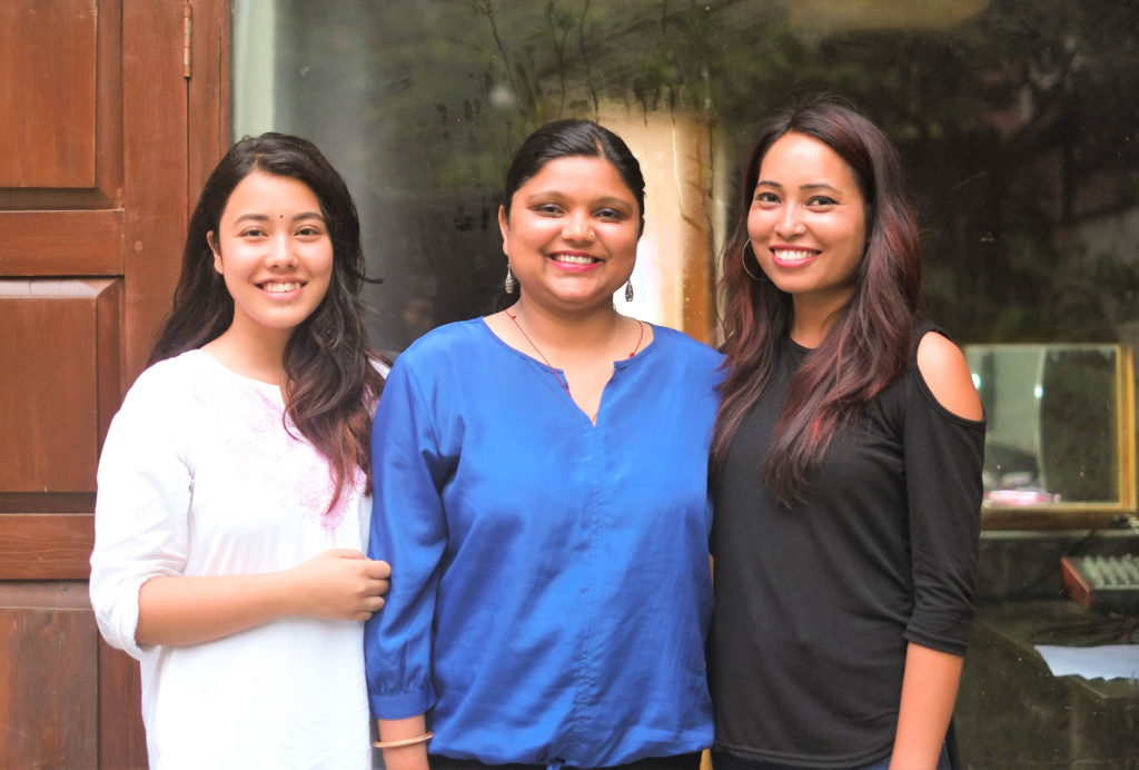 Nepal female programmers