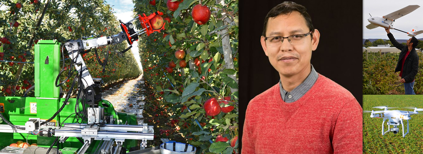Leading Agricultural Automation and Robotics Research: Interview with Prof. Manoj Karkee